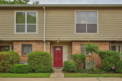Galveston County, Harris County Condo/Townhouse For Sale: 5005 Georgi Lane #199