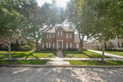 Sugar Land Single Family Home For Sale: 6330 Wagner Way