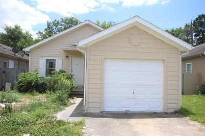 Houston Single Family Home For Sale: 11910 Greensbrook Forest Drive
