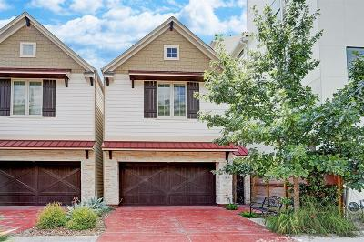Houston Single Family Home For Sale: 810 Olive Street