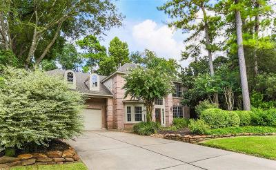 The Woodlands Single Family Home For Sale: 171 Bristol Bend Circle