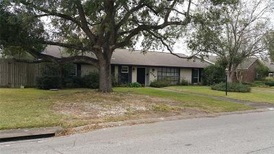 Houston Single Family Home For Sale: 9934 N Cliffwood Drive N