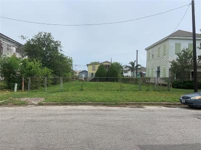 Galveston TX Single Family Home For Sale: $110,000