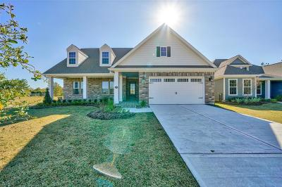 Conroe Single Family Home For Sale: 2140 Rope Maker Road