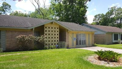 Single Family Home For Sale: 7634 Cabot Street