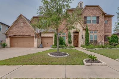 Katy Single Family Home For Sale: 3310 Wrangler Sky Court