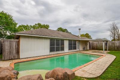 Katy Single Family Home For Sale: 7023 Brockington Drive