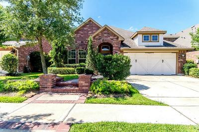 Cypress Single Family Home For Sale: 18311 Pin Oak Bend Drive