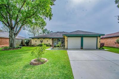 La Porte Single Family Home For Sale: 10014 Shell Rock Road