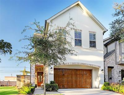 Houston Single Family Home For Sale: 8566 Forum Drive