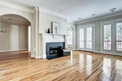 Medical Center Condo/Townhouse For Sale: 1933 Woodbury Street
