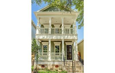 Houston TX Single Family Home For Sale: $774,000