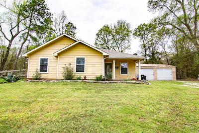New Waverly Single Family Home Pending: 6442 Fm 1374 Road