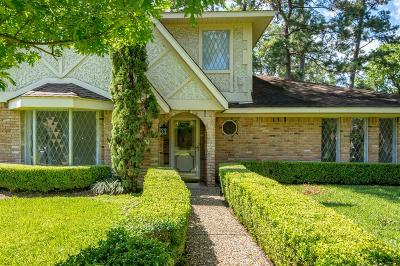 Harris County Single Family Home For Sale: 5214 Lodge Creek Drive