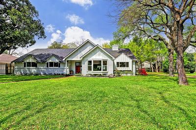 Houston Single Family Home For Sale: 10318 Willowgrove Drive