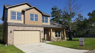 Magnolia Single Family Home For Sale: 206 Corpus
