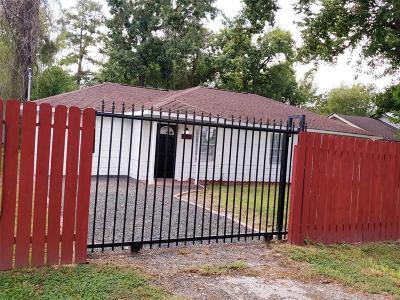 Houston Single Family Home For Sale: 7310 Laura Koppe