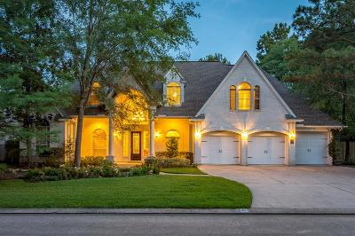 The Woodlands Single Family Home For Sale: 146 Wind Ridge Circle