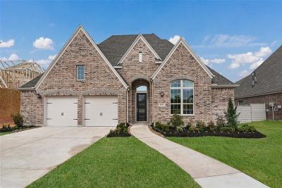 Manvel Single Family Home For Sale: 4402 Cottonwood Creek Lane