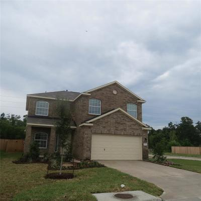 Humble Single Family Home For Sale: 11338 Creekway Bend