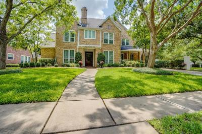 Sugar Land Single Family Home For Sale: 3135 E Hickory Park Circle
