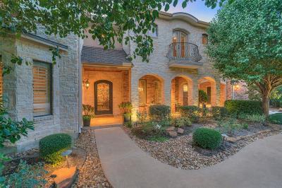 Magnolia Single Family Home For Sale: 25822 Bridle Creek Drive
