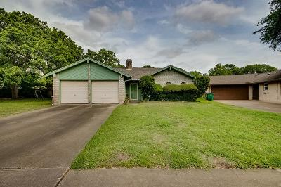 Houston Single Family Home For Sale: 6202 Autumn Arbor Drive
