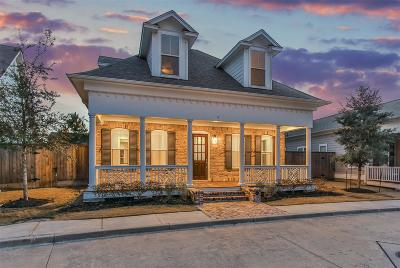 Spring Single Family Home For Sale: 7 Bowers Pine Court
