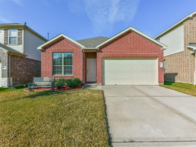 Cypress Single Family Home For Sale: 15315 Cabot Ridge Lane