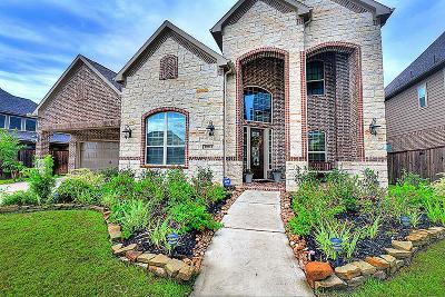 Katy Single Family Home For Sale: 27823 Burchfield Grove Lane