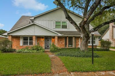 Houston Single Family Home For Sale: 9223 Petersham Drive