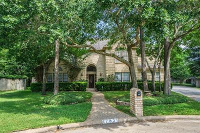 Spring Single Family Home For Sale: 17831 Windtree Lane