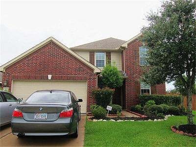 Pearland Rental For Rent: 13022 Balsam Breeze Lane