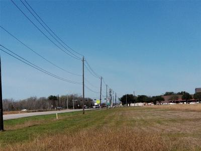 Pearland Residential Lots & Land For Sale: Hwy 35 Highway