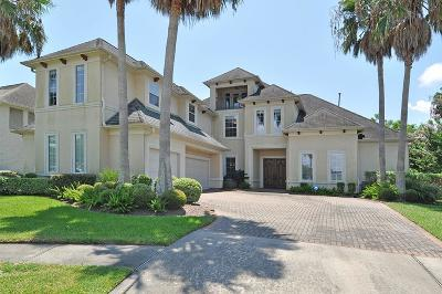 League City Single Family Home For Sale: 1005 Island View