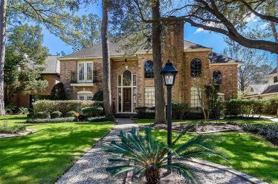 Houston Single Family Home For Sale: 5211 Court Of York