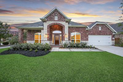 Conroe Single Family Home For Sale: 3310 Explorer Way