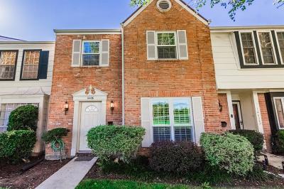 Houston TX Condo/Townhouse For Sale: $230,000