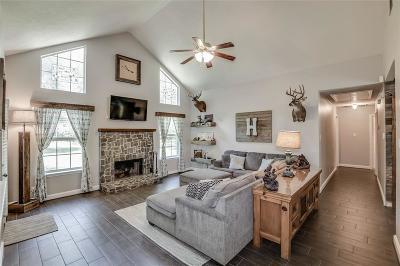 Magnolia Single Family Home For Sale: 201 Ridgewood Drive