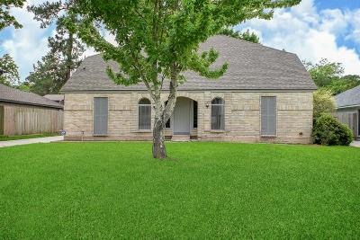 Tomball Single Family Home For Sale: 22703 Black Willow Drive