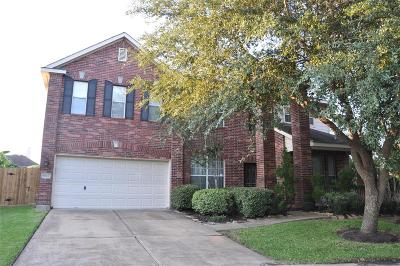 Friendswood Single Family Home For Sale: 4902 Abercreek Avenue