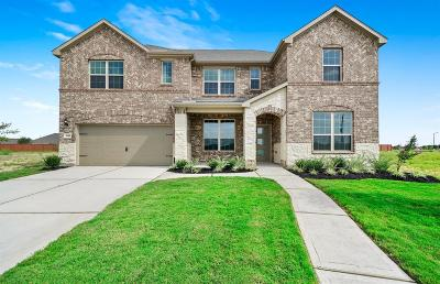 Single Family Home For Sale: 23127 Mulberry Thicket Trail