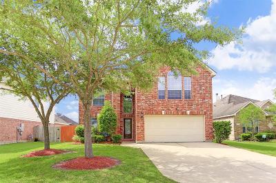 Rosharon Single Family Home For Sale: 13404 Timberoak Court