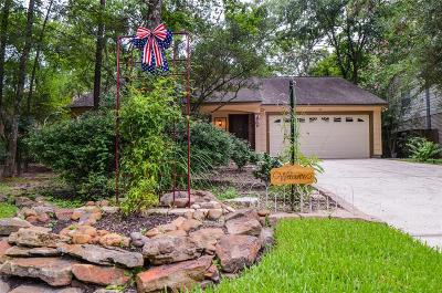 The Woodlands Single Family Home For Sale: 58 Rockridge Drive