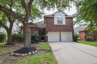 Cypress Single Family Home For Sale: 15611 Bending Birch Drive