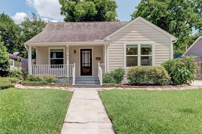 Houston Single Family Home For Sale: 2342 Goldsmith Street