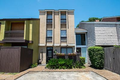 Condo/Townhouse For Sale: 2302 Keel Court