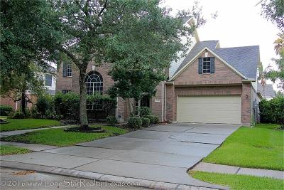 Friendswood Single Family Home For Sale: 3003 Autumn Hills Court