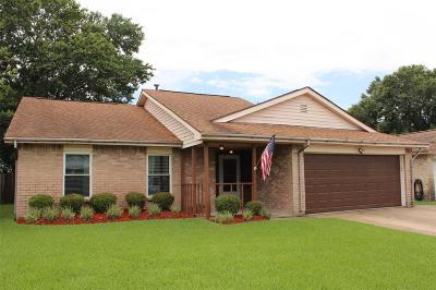 La Porte Single Family Home For Sale: 709 Canyon Springs Drive