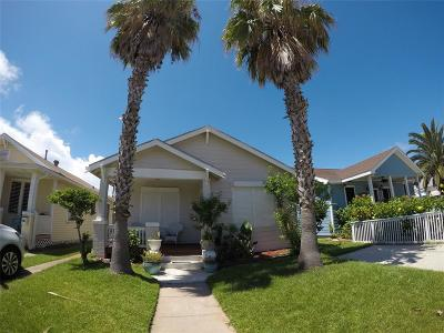 Single Family Home For Sale: 4306 Avenue T